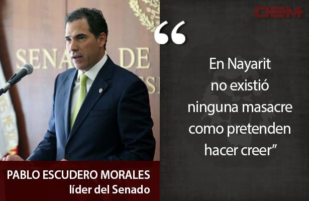 Lo dijo Así: Pablo Escudero