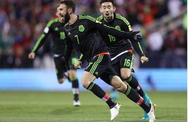 México escala puestos en ranking FIFA