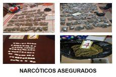 Detenidos por posesión de drogas en la GAM