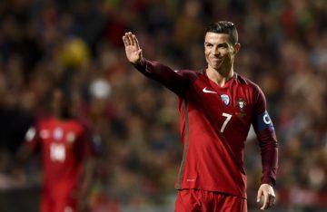 Cristiano Ronaldo, futbolista mejor pagado