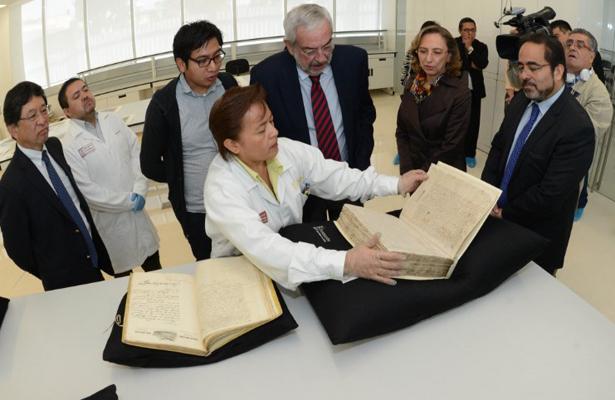 Analizan la UNAM y el Archivo General de la Nación futuras colaboraciones