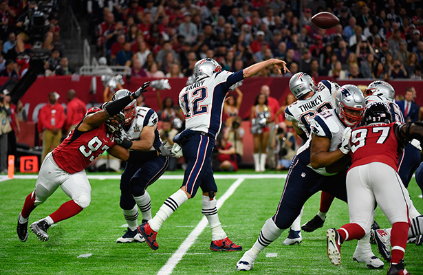 Postura de La Prensa en torno al caso de los jerseys de Brady