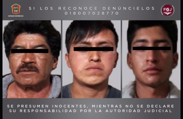 Vinculan a proceso a 3 presuntos narcomenudistas; FGJEM