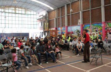 Promueve IBERO hospitalidad a migrantes, refugiados, desplazados y deportados