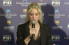 Shakira y el Barcelona construirán escuela en Barranquilla