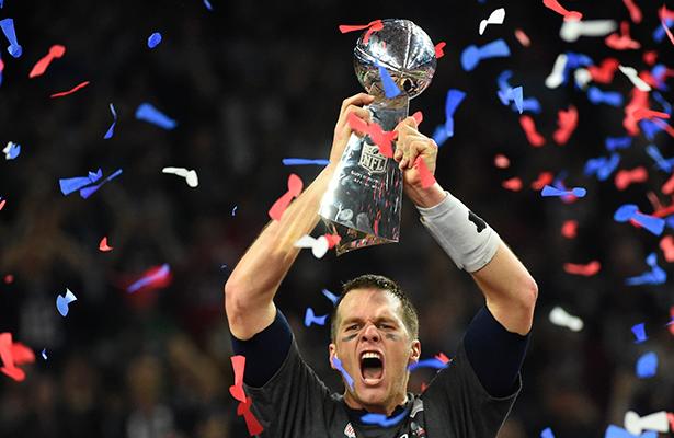 Tom Brady reacciona por la recuperación de su jerseys del SB LI