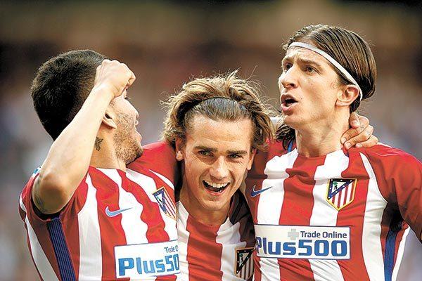 Viene el Atlético