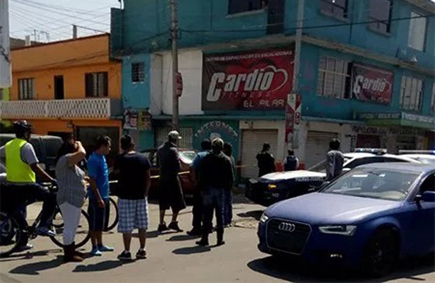 Un hombre es ultimado a balazos en calles de Neza