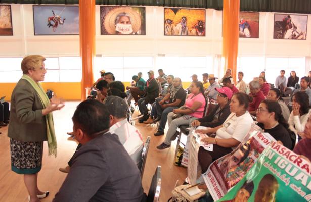 Mecanismo de seguimiento del Caso Iguala reitera su compromiso con la CIDH