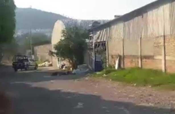 Dejan restos humanos cerca de la Fiscalía en Chilpancingo