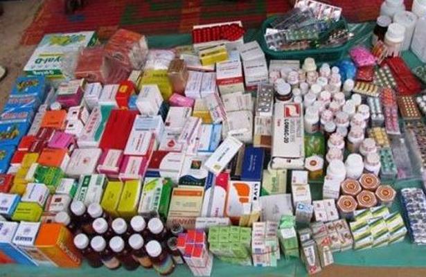 Se produce cada año 3 mil millones de medicamentos; el 6% se va al mercado informal