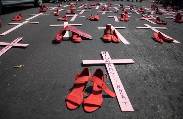 Alarmantes cifras de feminicidio: Arquidiócesis de México