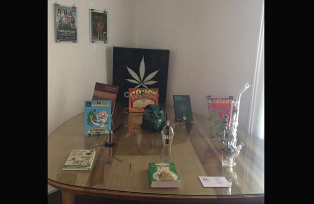"""Abre CDMX """"Museo del cáñamo y la marihuana"""