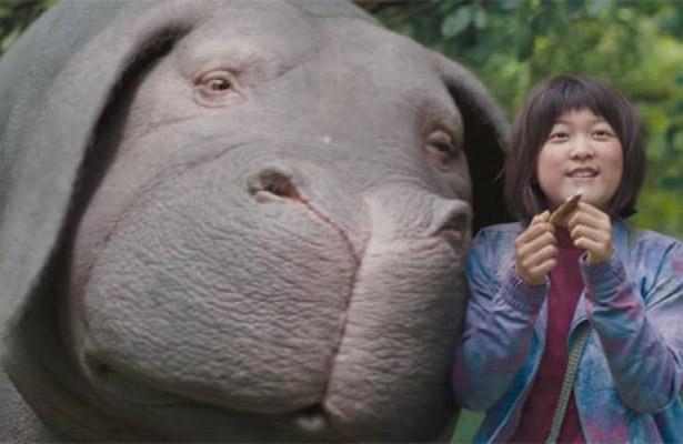 "Cinta ""Okja"" causa polémica en Cannes"