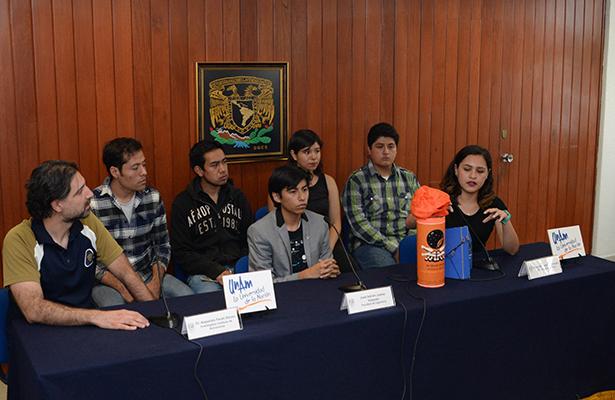 Alumnos de la UNAM participarán en programa de la NASA