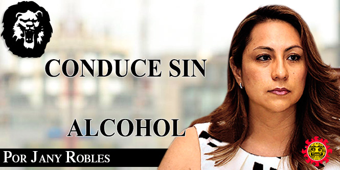 Conduce sin alcohol