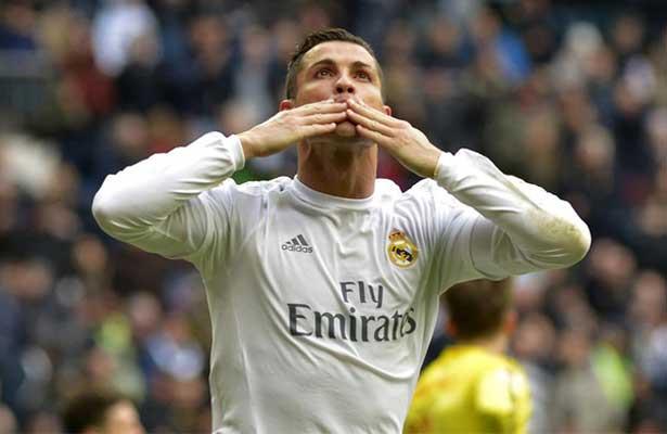 Ronaldo gana el premio Globe Soccer de 2017
