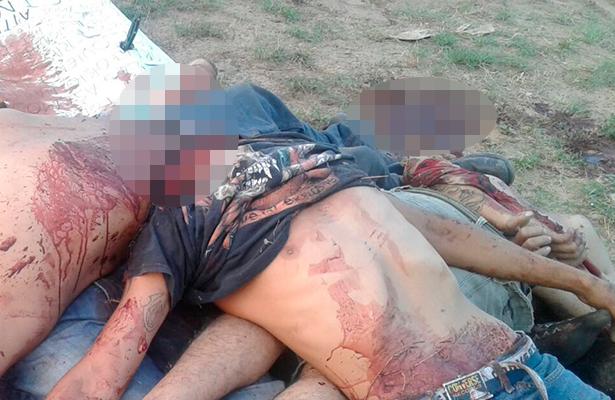 Los decapitaron y tiraron en solitario paraje de Xalapa