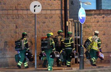 Mueren 19 por explosión en el Manchester Arena