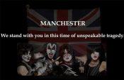 Kiss cancela concierto en el Manchester Arena tras atentado terrorista
