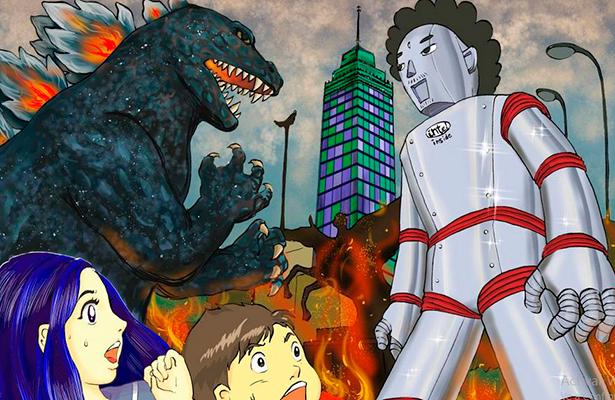 Manga, el arte japonés que llegará  al Librofest Metropolitano 2017
