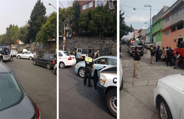 Asegura FGJEM a 24 personas durante operativo realizado en Naucalpan