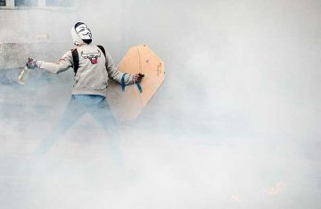 Violentos disturbios en la región natal de Hugo Chávez dejan tres muertos
