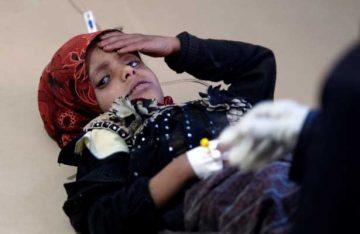 La epidemia del cólera mata a 315 personas en Yemen