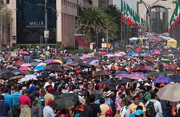 Movilizaciones sociales del miércoles 9 de agosto