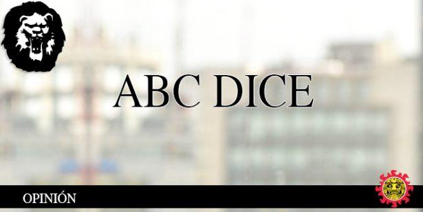 ABC Dice / Adiós 2018 y ¡hola 2019!