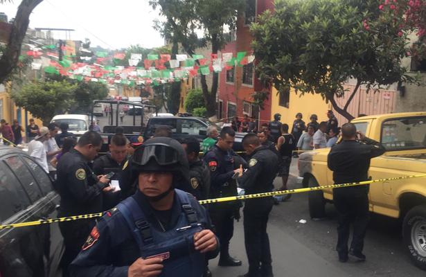 Matan a balazos a dentista, en Álvaro Obregón