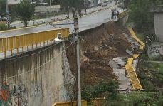 """Graves daños ha dejado la depresión Tropical """"Calvin"""" en Oaxaca"""