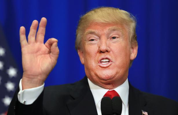 """EU está """"listo"""" para un ataque militar a Corea del Norte: Trump"""