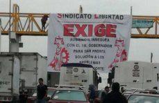 Sindicato Libertad desquicia Oaxaca por bloqueos