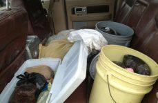Soldados del Ejército Mexicano localizan 176 kilos de goma de opio en Nayarit