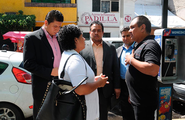 Las autoridades nos tienen que explicar que pasó: Papá de Valeria