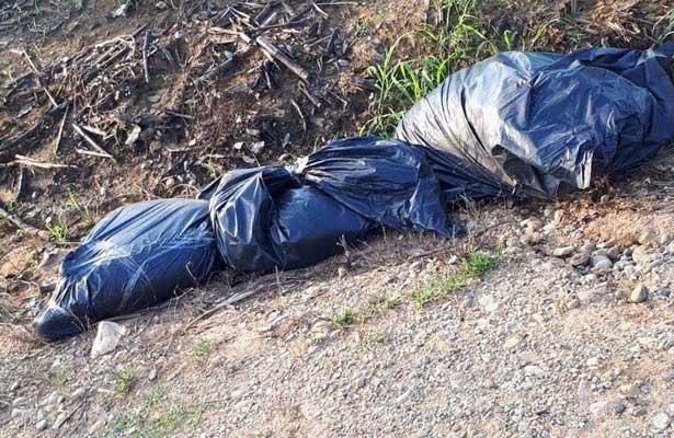 Abandonan bolsas con restos humanos en San Antonio, Texas