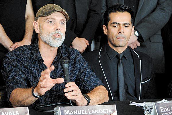 """Manuel Landeta afirma que """"Josefa, el Musical de México"""" conmoverá al público"""