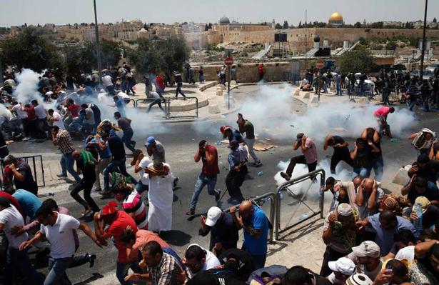 Protestas por medidas de control en Israel deja tres muertos