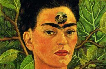 Entre dolor y su propio mito, 110 años de Frida Kahlo