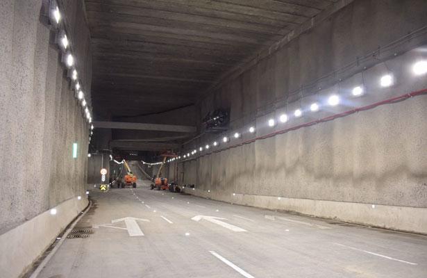 Iluminación eficiente en Mixcoac-Insurgentes