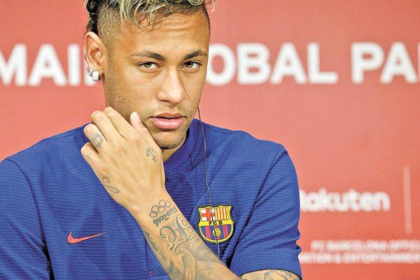 PSG hace planes ya con Neymar