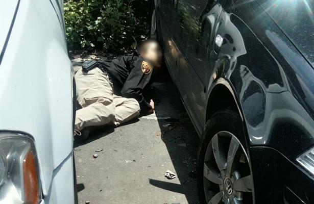 Asesinan a dos policías en Lomas Verdes