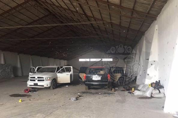 Al menos 14 muertos en enfrentamientos en Chihuahua