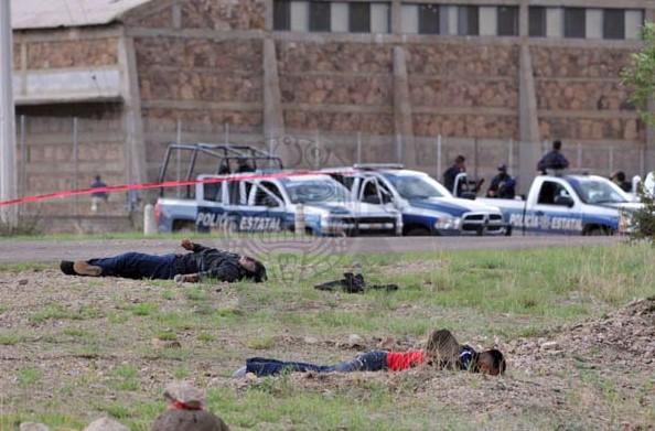 5 detenidos y 15 muertos tras enfrentamiento en Las Varas