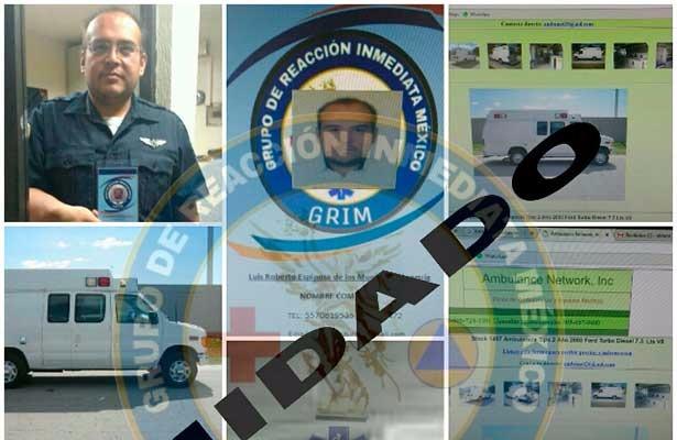 Paramédicos denuncian a sujetos que piden dinero usurpando identidades