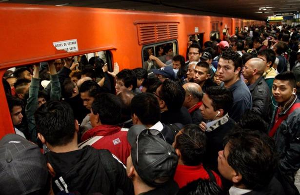 El rezago del metro viene de hace más de 20 años: Espino