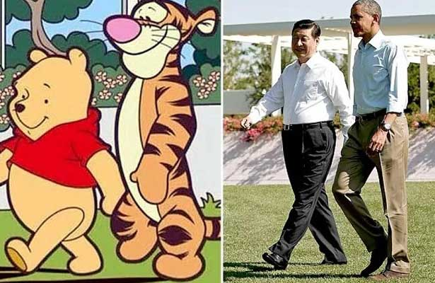 Winnie the Pooh, el nuevo símbolo de la disidencia china