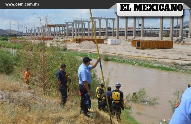 Localizan 2 cuerpos flotando en las aguas del río Bravo