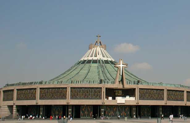 Peregrinan más de cien norteamericanos a Basílica de Guadalupe